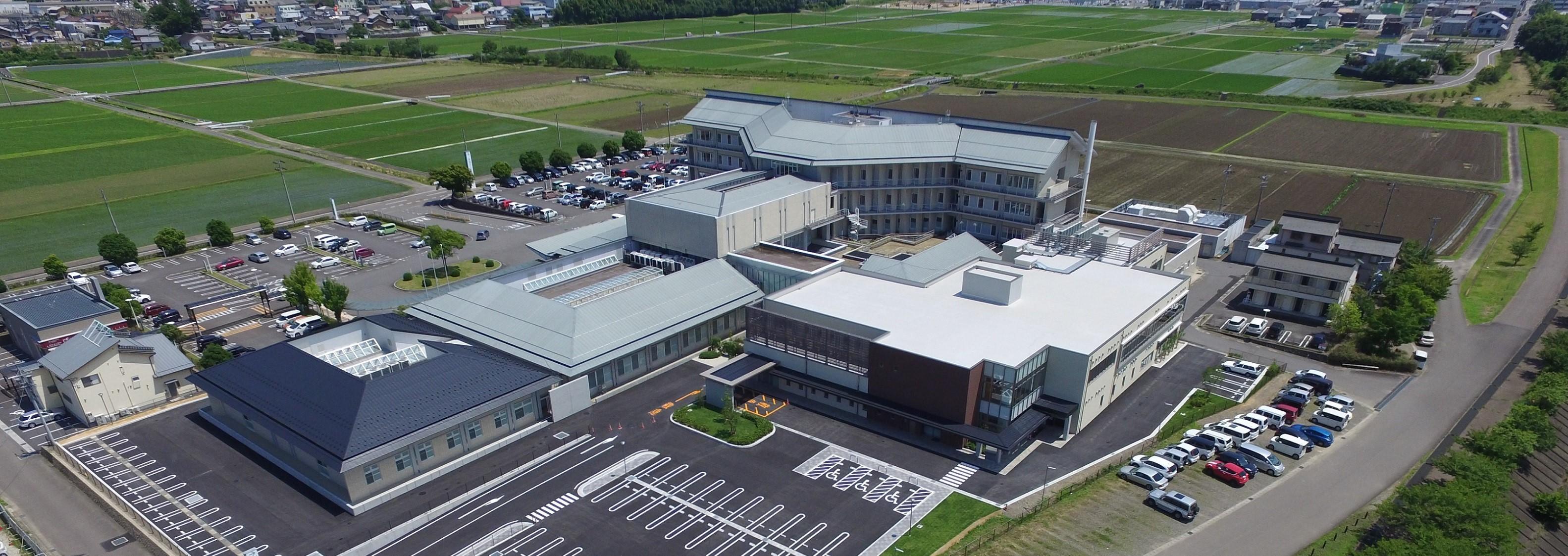 美濃市立美濃病院