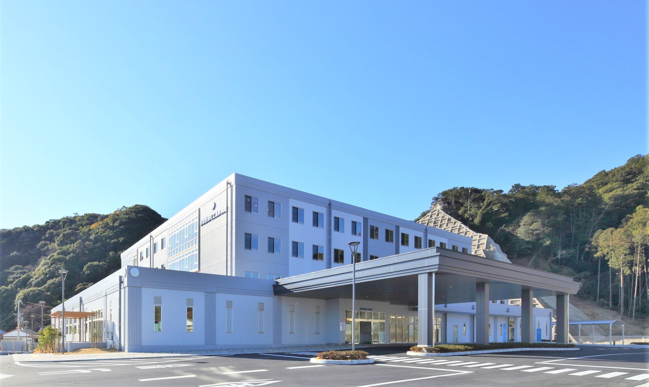 那智勝浦町立温泉病院