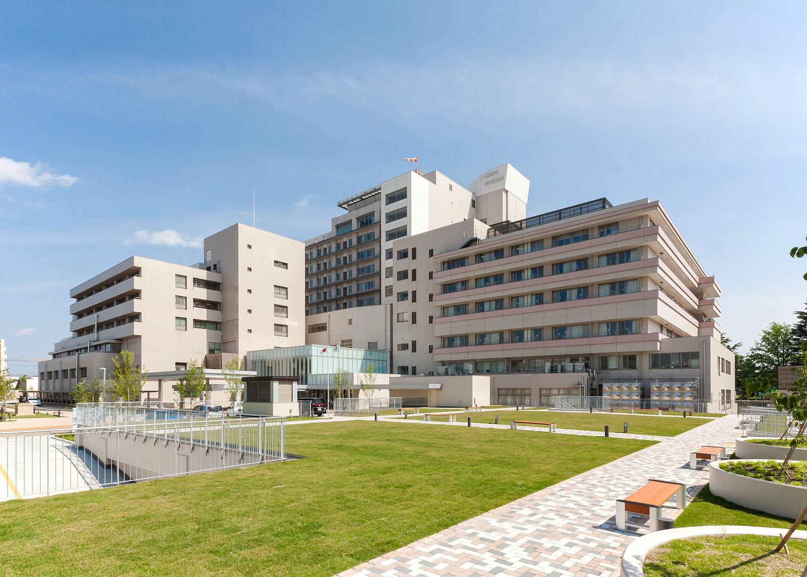 一宮市立市民病院